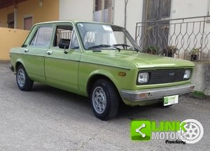 1978 Fiat 128 1100 CL Certificata ASI For Sale