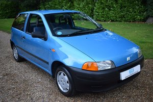 1999 Fiat Punto 60 S with Full FIAT service history! For Sale