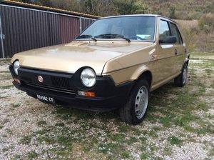 1981 Fiat Ritmo/Strada super 75 totally original . New For Sale