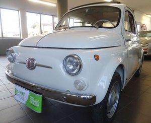 Fiat 500 D del 1961