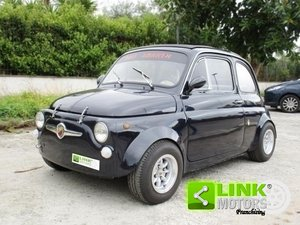 FIAT 500R BLU NOTTE (1974) ELABORATA ABARTH 750 For Sale