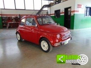 1970 Fiat Nuova 500 F Francis Lombardi My Car trasformabile, ann For Sale