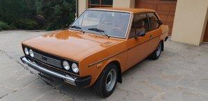 1975 Fiat 131 ORIGINAL 2 DOOR