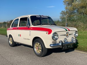 1969 Fiat Abarth 850 replica