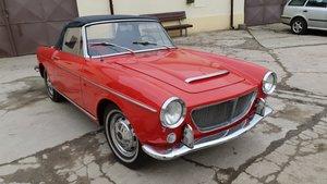 1963 Fiat 1200 Cabrio For Sale