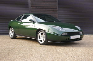 1999 Fiat Coupe 20v Turbo 5 Speed Manual (71,003 miles)