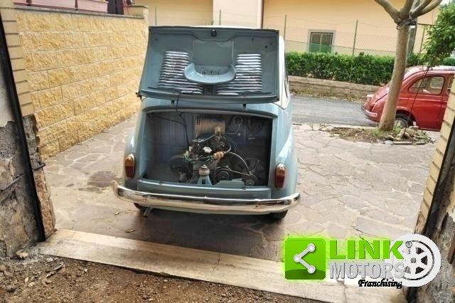 Fiat 600 Multipla 1958 restauro Professionale For Sale (picture 4 of 6)