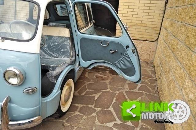 Fiat 600 Multipla 1958 restauro Professionale For Sale (picture 5 of 6)