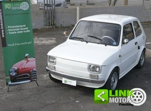 1982 Fiat 126 Personalizzata For Sale