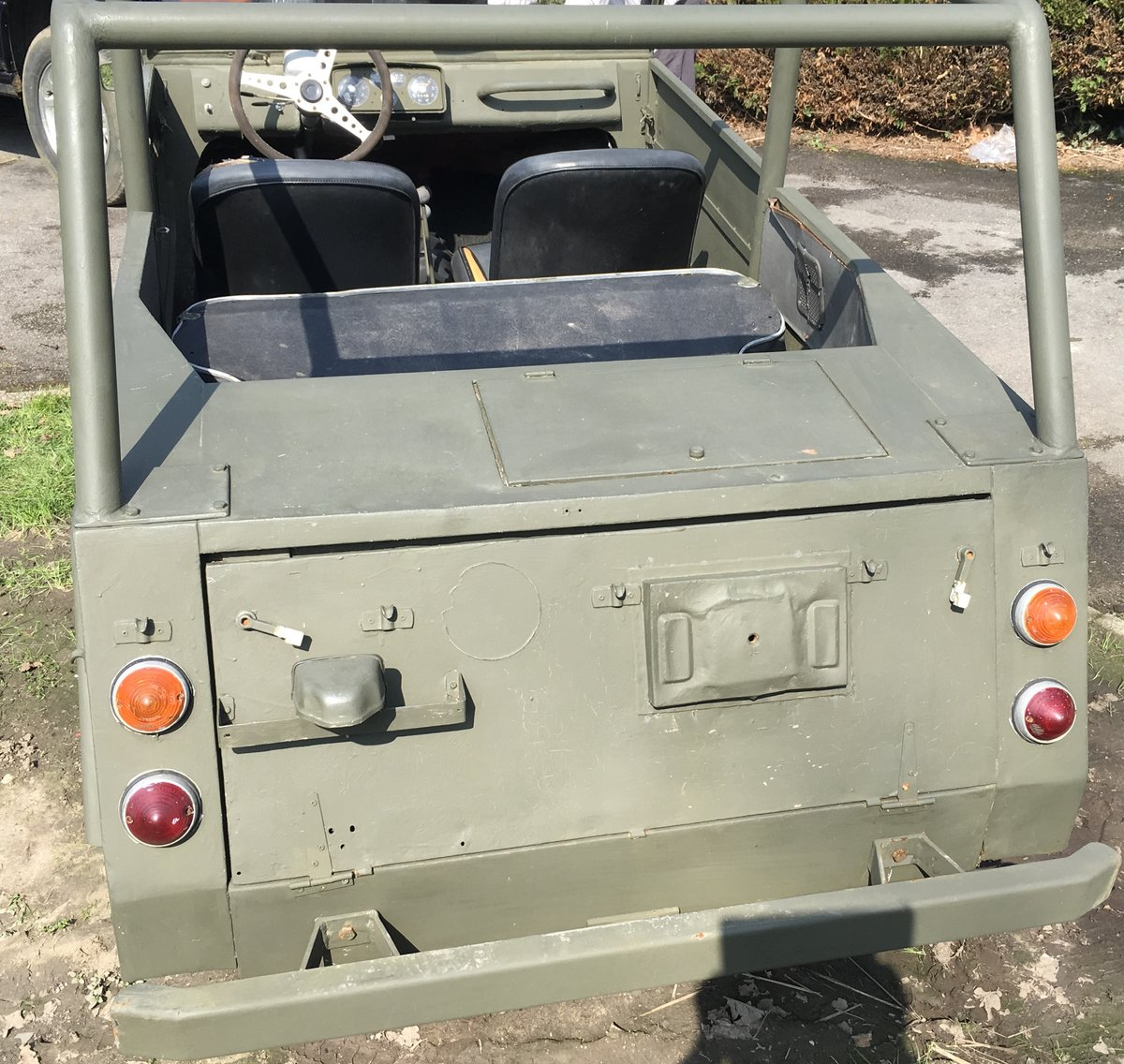 1967 Fiat Jungla 4x4 For Sale