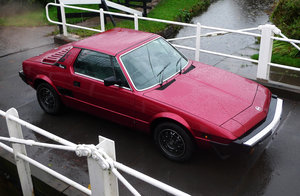 1988 Fiat x19 bertone - full m.o.t - superb condition For Sale