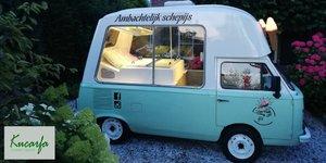 1984 Fiat 900T/E Morrison Ice Cream Van, Foodtruck For Sale