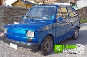 Fiat 126 650 Personal 4 - Anno 1981 - Restaurata e Conserva