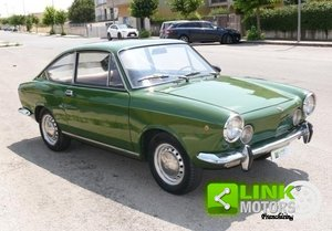 1969 Fiat 850 Sport Coupe Targa Oro ASI For Sale