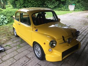 1968 Fiat Abarth 1000TC Racecar For Sale