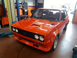 1977 Fiat 131 Abarth Stradale-Single family Owner For Sale