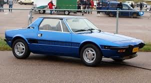 1981 Fiat x1/9 factory service manual For Sale