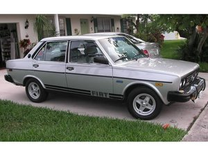 1981 Fiat brava factory service manual For Sale