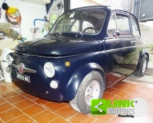 Fiat 500 L 1971 ISCRITTA ASI- elaborata 695 ss abarth For Sale