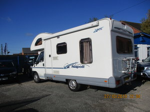 MOTORHOME 2005 ONLY DRIVEN 22,000 MILES JULY 30th MOT  For Sale