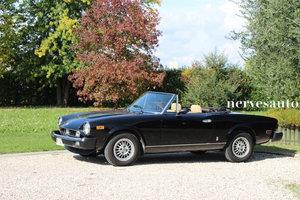 1981 Pininfarina 124 Spider SOLD