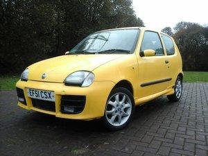 2001 Fiat Seicento Michael Schumacher Edition
