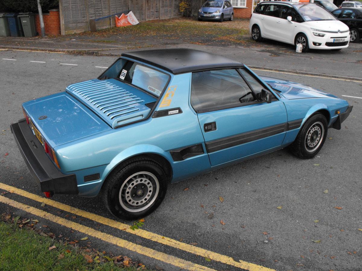 1987 Fiat X19 Bertone  For Sale (picture 2 of 5)