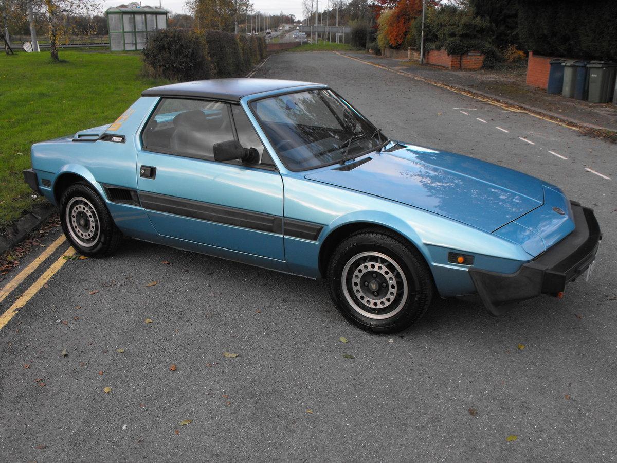 1987 Fiat X19 Bertone  For Sale (picture 3 of 5)