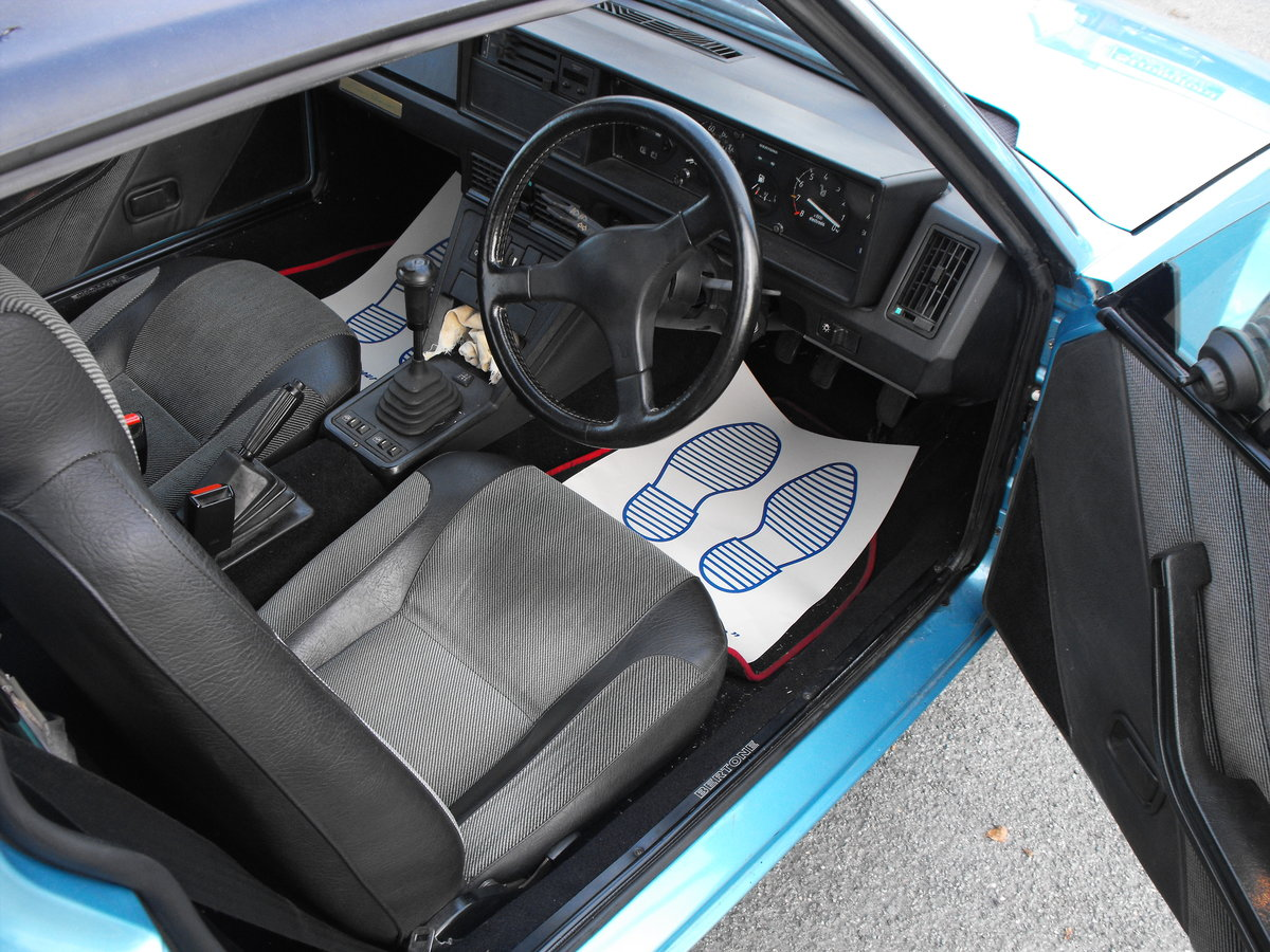 1987 Fiat X19 Bertone  For Sale (picture 5 of 5)