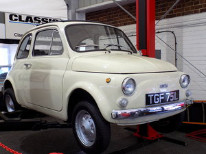 1974 FIAT 500R SALOON - LHD - RESTORED For Sale