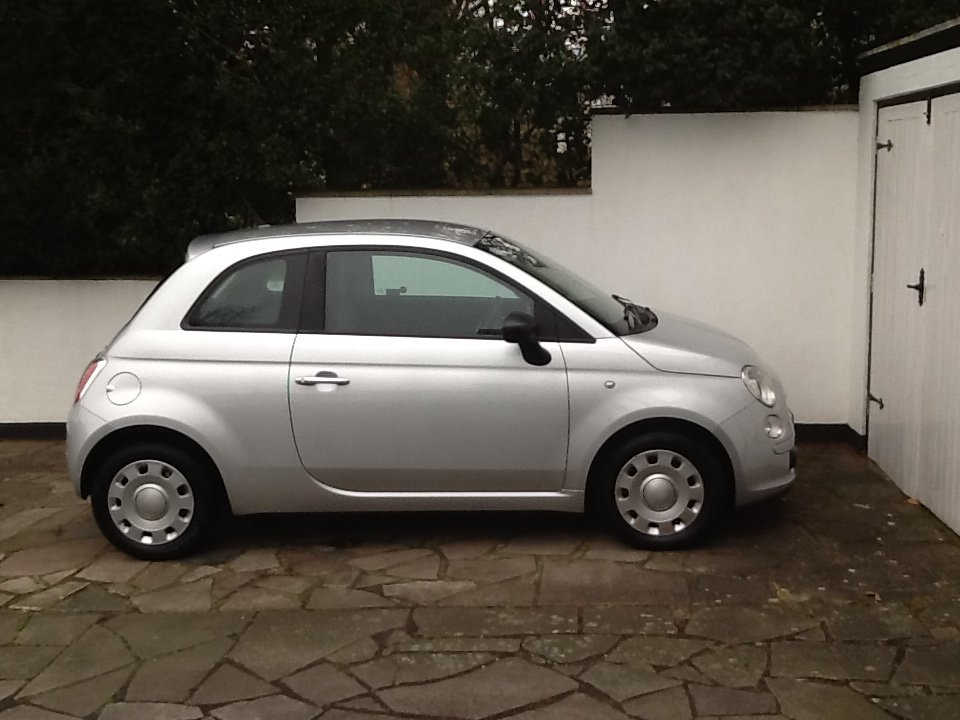 2009 Wanted Fiat 500 and Abarth For Sale (picture 1 of 1)