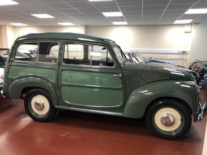 Fiat Topolino Belvedere-1954-exceptional condition. For Sale