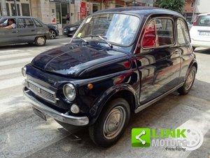 Fiat Nuova 500 Francis Lombardi My Car (rarissima)