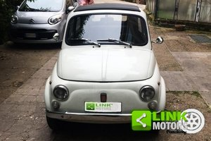 Fiat 500 L del 1972, Uniproprietario, Ottimo stato di conse