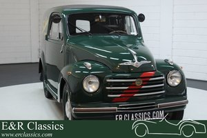 Fiat Topolino 1953 Delivery truck