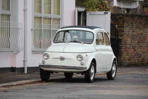 1964 Fiat 500D Factory RHD For Sale