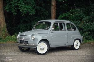 1956 FIAT 600, 3000 Kms original since new For Sale