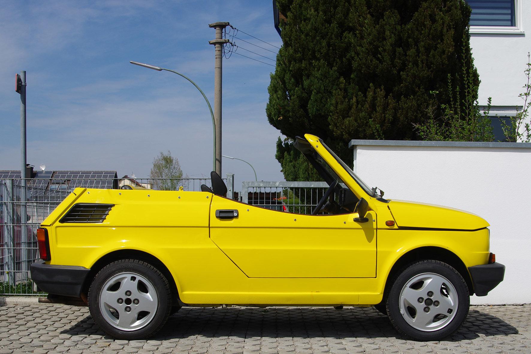 1988 Fiat 126 - Gavello - very rare  SOLD (picture 1 of 6)