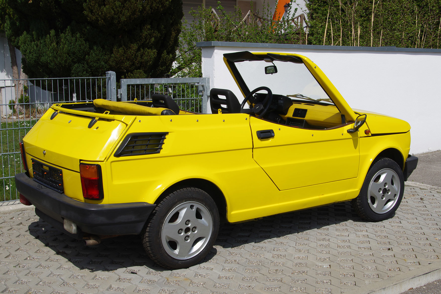 1988 Fiat 126 - Gavello - very rare  SOLD (picture 3 of 6)
