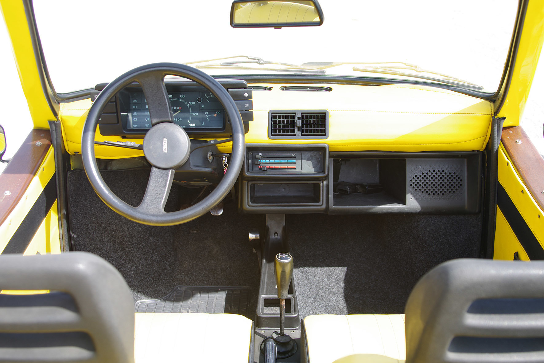 1988 Fiat 126 - Gavello - very rare  SOLD (picture 4 of 6)