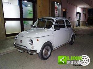 1971 Fiat 500 L EPOCA 0.5 ISCRITTA ASI For Sale