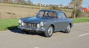 1963 Fiat OSCA 1600 S Pininfarina Coup 04 Dec 2019 For Sale by Auction