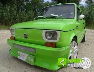 Fiat 126 tuning del 1986 totalmente trasformata