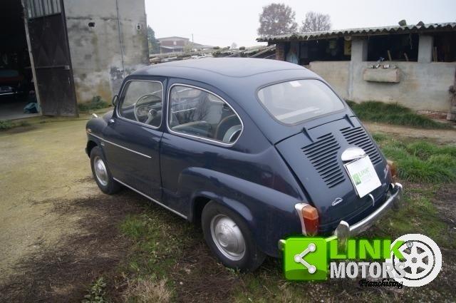 1959 Fiat 600 PRIMA SERIE VETRI DISCENDENTI FRENI A DISCO ANTERI For Sale (picture 2 of 6)
