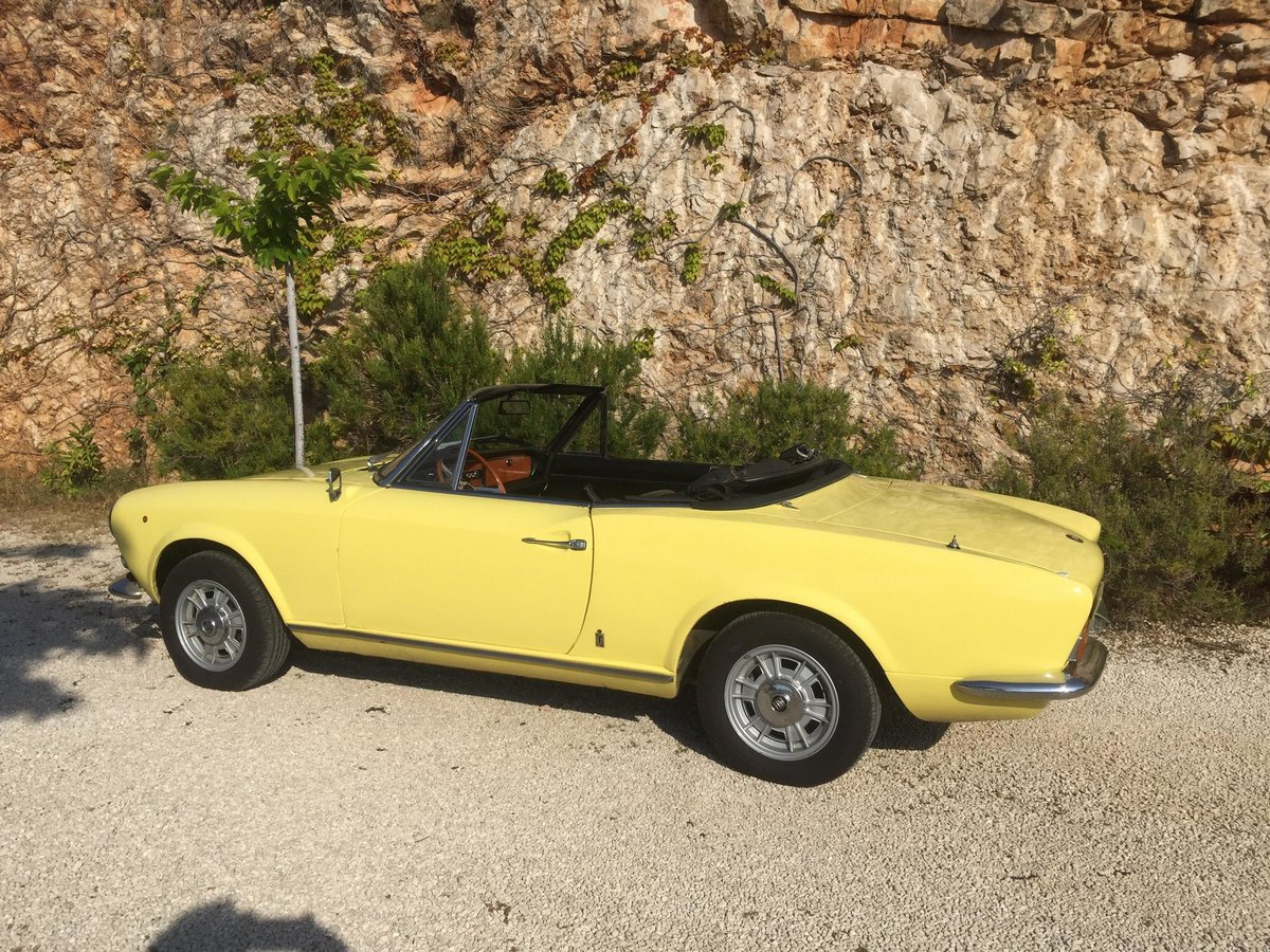 1972 Fiat 124 spider For Sale (picture 3 of 6)