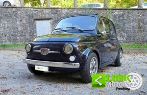 1971 Fiat 500 Giannini TV For Sale