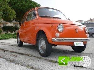 Fiat 500 F 1967