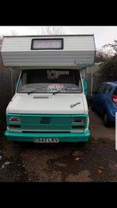 1988 Fiat Ducato camper van