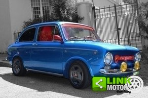Fiat 850 Special Replica Abarth del 1968, Totalmente restau For Sale
