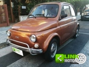 Fiat 500 L-ANNO 1970-LIBRETTO ORIGINALE For Sale